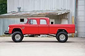 1970 Dodge Crew Cab - Cummins Swap Power Wagon - 8-Lug Diesel ...