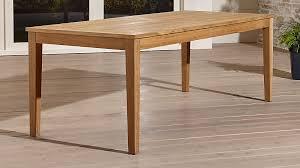 Regatta Natural Rectangular Dining Table ...