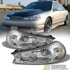 ford contour headlights ebay Ford Wiring Harness Kits at Wiring Harness Ford Contour 1998 Buy