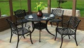 tablecloth table side dining outdoor round magnificent and small cover set metal gardening appealing 2 chairs