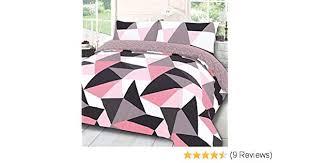 dreamscene geometric shapes duvet cover