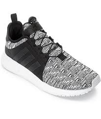 adidas shoes black and white. adidas xplorer core black \u0026 white shoes and