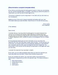 Complaint Email Template Ideas Of Harassment Plaint Letter Template Template Update24 Also 9