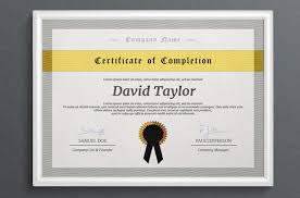 Certificate Template Photoshop 30 Best Diploma Certificate Psd Templates Free Premium Templates