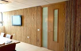 diy wall coverings bamboo covering office ideas rustic diy wall coverings