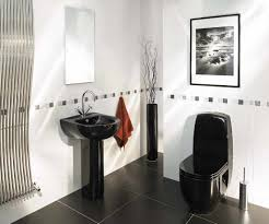 Red Bathroom Decor Black White And Red Bathroom Decorating Ideas Rukinetcom