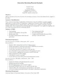 Professional Sample Legal Secretary Resume Image Gallery Of Creative ...