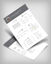 Free Minimalist Resume Template Free Minimalist Resume Template Cover Letter Ai File Good Resume 19