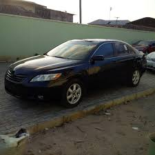 SOLD...Tin-can Cleared 2007 Toyota Camry LE Black Color - Autos ...