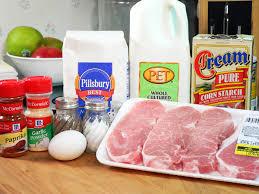 southern fried pork chops recipe