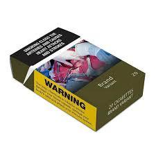 Custom Cigarette Boxes Cigarette Boxes Wholesale Dnpackaging
