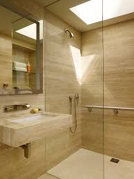 ... Bathroom, Small Sink With Modern Framed Mirror Also Marble Wall Painted  Ideas With Corner Wet ...