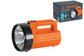 Đèn pin cầm tay LED 450m Truper LIRE-180 – Dụng Cụ Vàng
