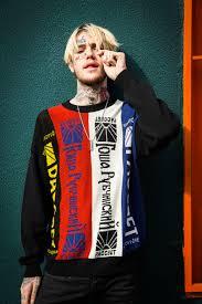 слёзы ублюдка рэпер Lil Peep будущее эмо музыки Fast Food Music
