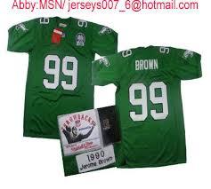 Brown Green Jersey Trade Jerome Ec21 10188373 Throwback Authentic Philadelphia Ltd Buy Eagles id Kinghua Co -