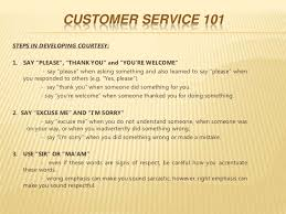 Another Way To Say Customer Service Customer Service Training 1