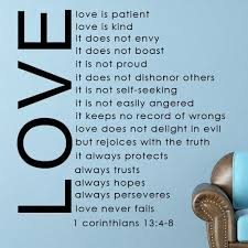 Love Is Patient Quote Fascinating Love Is Patient Quote Custom 48 Love Is Patient Love Is Kind It Does