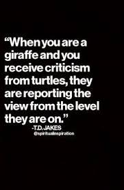 Td Jakes Quotes Custom Bishop Td Jakes Giraffe And Turtle Quote Google Search Healthy