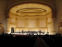 Carnegie Hall Wikipedia