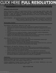 Legal Resumes Resume Templates Administrative Assistant Cover L