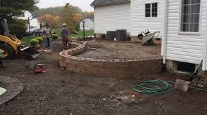 Raised paver patio Steps Building Raised Paver Patio Youtube Building Raised Paver Patio Youtube