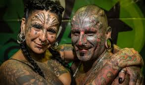 This Tattooed Twosome Shares Guinness World Record For Most