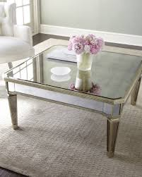 amelie mirrored coffee table silver in my opinion tables pier 1 base intended for round coffee table pier one