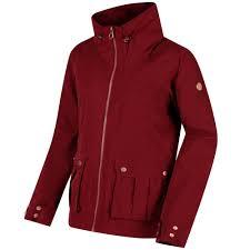 nardia ii lightweight waterproof jacket with concealed hood