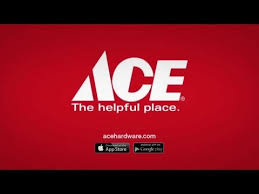 ace the helpful place logo. tv commercial - ace hardware get organized \u0026 clutter free the helpful place ace logo