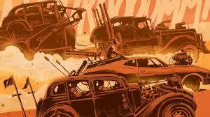 1920x1080 px artwork car digital art dirt dust mad max fury road