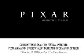 Animation Studios Giff Pixar Animation Studios Talent Outreach Guam Museum