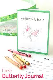Butterflies for Kids {Free Butterfly Journal}