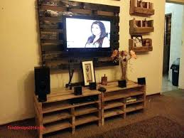 diy tv cabinet wood stand best of cabinet made with pallets