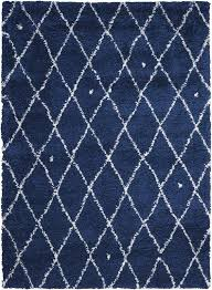 navy blue and white area rugs. brilliant rugs riad navywhite area rug to navy blue and white rugs y