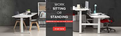 office workstations desks. Height Adjustable / Sit Stand Workstation Desks Office Workstations