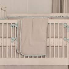 light blue linen crib bedding share save 1
