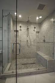 frameless glass shower doors feature clear glass