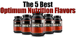 the 5 best optimum nutrition flavors and 1 to avoid