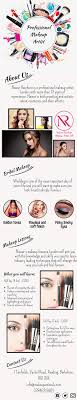 best makeup artist london uk makeup artist infographic