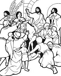 Small Picture Luxury Palm Sunday Coloring Page 77 On Coloring Pages Online with