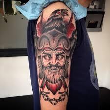 Tetování Na Rameno Lev