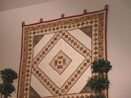 how to make a quilt clamp hanger