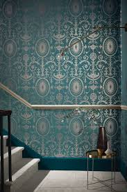 London Wallpapers Iv Chique Behang Uit De Archieven Little Greene