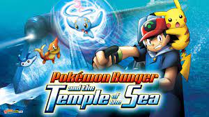 Pokemon Movie 9 Ranger And The Temple Of The Sea Hindi Download FHD