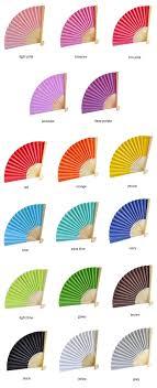 paper fan clipart. view fan colors paper clipart