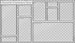 Refference Sheet New Character Reference Sheet Character Reference Sheet