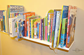 diy bookends for a simple shelf