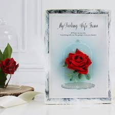 personalised 40th wedding anniversary gift ideas for pas couple wife