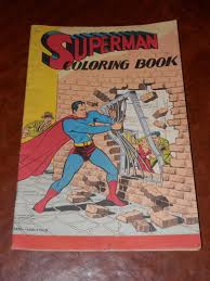 He ended up having cancer thanks to him holding the chunk of kryptonite for years, and tried to get it cured, but. For Kryptonitekid Only Superman Coloring Book From Saalfield By Superman Inc 1820902463