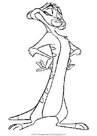 Disegno Releone128 Personaggio Cartone Animato Da Colorare